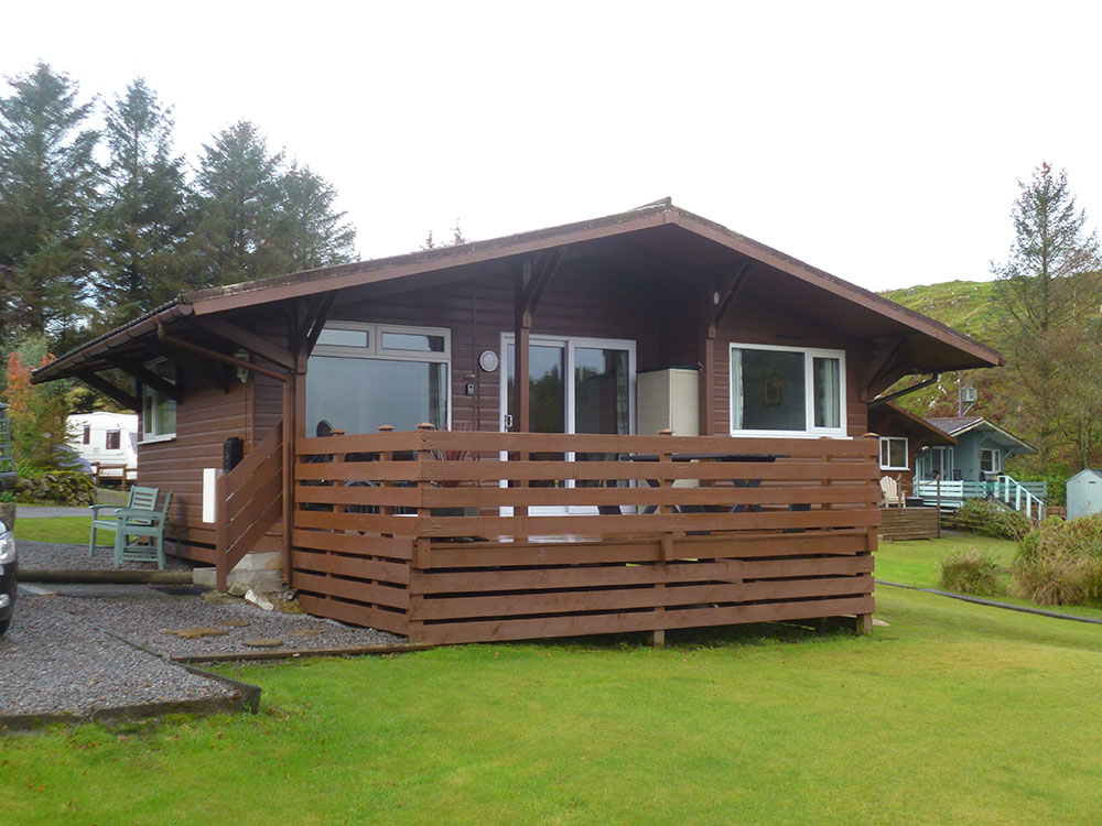 Isle Of Seil Chalet